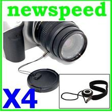 New Lens Cap Keeper String Holder Strap (4pc)