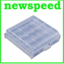 New AA Rechargeable Battery Box Case Container (1pc)