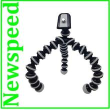 New Mini Flexible Grip Tripod for Digital Camera Video Camcorder 275g