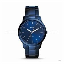 FOSSIL FS5461 Men's The Minimalist 3-hand SS Bracelet Ocean Blue