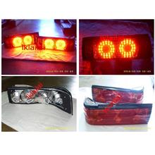 Proton Saga / Iswara '93 LED Tail Lamp Red Price per Pair