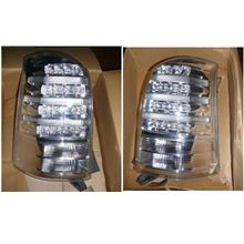TOYOTA WISH '06-09 Original LED Tail Lamp Clear Lens [Per Pair]