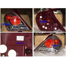 Nissan Sentra N16 Tail Lamp [Red/Black or All Red] Price per Pair