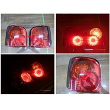 Perodua Kancil '94 LED Tail Lamp All Red Lens