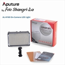 Aputure Amaran AL-H160 On Camera LED Light Video Light 13W 2500lm 5500K 160 LE