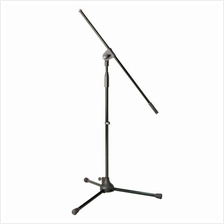 Understand Music MS108BK Mic Stand (floor adjustable boom stand)