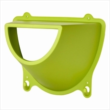 IKEA Krokig Wall Storage With Hooks, Green Storage For Smaller Things
