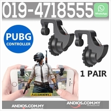 1-pair PUBG Mobile Phone Trigger Joystick Fire Button Gaming Controlle