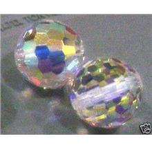 #5003 4mm 6mm 8mm 10mm Swarovski Crystal Clear AB Disco Ball