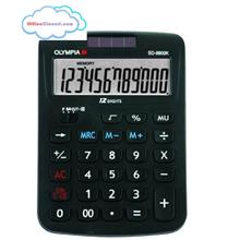 Olympia Electronic Calculator 12 Digits SD-8600K
