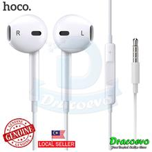 Hoco M1 Original Series Earphone For iPhone (White)