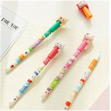 Cute Animal Magic Eraseable Gel Ink Pen (Pen Boleh Padam)