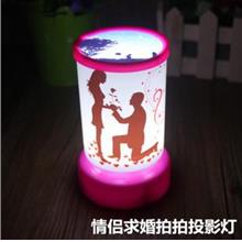 New~Couple Lamp : Propose Marriage