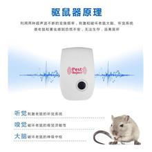 Ultrasonic Electronic Indoor Anti Mosquito Rat Mice Insects Pest