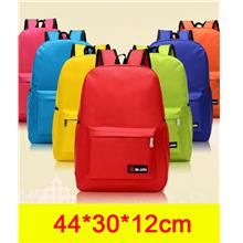 Waterproof Nylon L size Backpack (Many Colours)