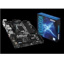MSI SERVER C236M WORKSTATION SOCKET 1151 MOTHERBOARD