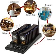Restaurant Wireless Pager Guest Calling System