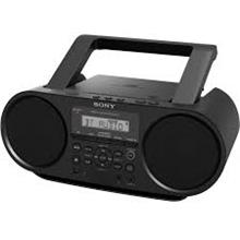 SONY PORTABLE BLUETOOTH/NFC/USB/FM/CD RADIO (ZS-RS60BT) BLK