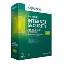 KASPERSKY ANTI-VIRUS & SECURITY FOR ANDROID (1 YEAR 1 USER CD KEY ONLY