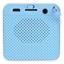 CLIPTEC BLUETOOTH PORTABLE SPEAKER PBS232-09 (BLUE)