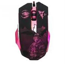 MARVO WIRED USB GAMING SCORPION MOUSE (M931) RED
