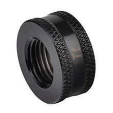 THERMALTAKE FITTING G¼ F TO F 10MM EXTENDER BLACK (CL-W048-CU00BL-A)