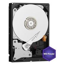 WESTERN DIGITAL AV PURPLE 6TB 3.5' SATA SURVEILLANCE HDD (WD60PURX)