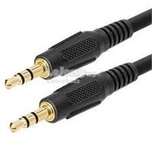 HIGH QUALITY AUDIO 3.5MM (M) TO 3.5MM (M) CABLE 1.5M