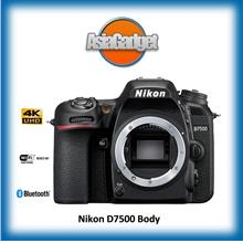 Nikon D7500 Body FREE 8GB Sandisk Ultra