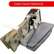 Mini Portable Bill Cash Count Money Currency Counter