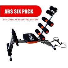 Gym AB Six Pack Care Exercise Chair Bench fitness equipment gym