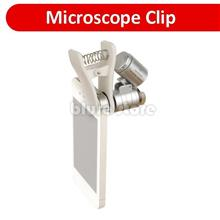 Adjustable 60X Universal Mobile Phone Microscope Magnifier w/ Clip