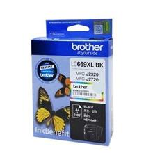 BROTHER LC669XL BLACK INK CARTRIDGE 2320 2720 LC 669