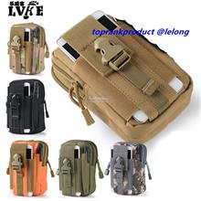 Tactical Molle Bag Pouch Belt Waist Pocket Waist Fanny Military Pack