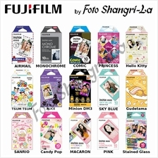 Fujifilm Instax Mini Film Instant Mini Film for Mini 8 Mini 9 Camera (10 Sheet