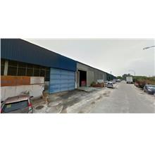 Semi-Detached Warehouse with Office for sale, Taman Mas, Puchong