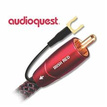 Audioquest Irish Red 3M Subwoofer Cables