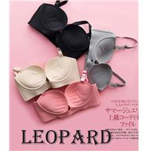 New~Super Push Up Massage SPA bra (Leopard)