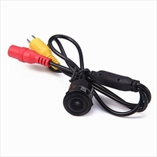 MINI UNIVERSAL FIT CAR REAR VIEW CAMERA WATERPROOF REVERSE MONITOR WITH 18.5MM