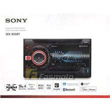 SONY WX-900BT Double DIN Bluetooth CD USB NFC iPhone Android App Car R