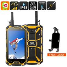 Conquest S8 Rugged Phone 2017 Edition (WP-S8-2017).