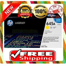NEW HP 645A / C9732A YELLOW Toner 5500 5550 (FREE SHIPPING)