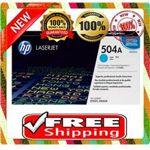 NEW HP 504A / CE251A CYAN Toner 3530 3520 3525 (FREE SHIPPING)