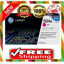 NEW HP 504A / CE253A MAGENTA Toner 3530 3520 3525 FREE SHIPPING