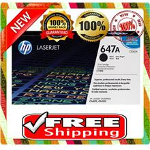 NEW HP 647A / CE260A BLACK Toner 4025 4520 4525 FREE SHIPPING