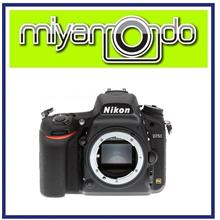 NEW Nikon D750 Body DSLR Camera (Malaysia Warranty)