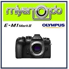 NEW Olympus E-M1 Mark II Digital Camera (Body Only)