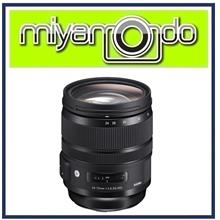 NEW Sigma 24-70mm f/2.8 DG OS HSM Art for Canon