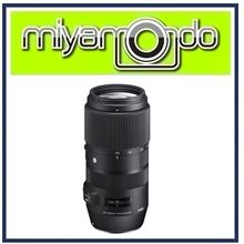 NEW Sigma 100-400mm f/5-6.3 DG OS HSM Contemporary Lens for Canon