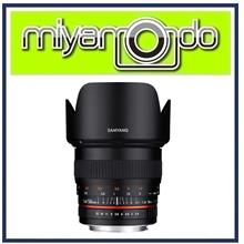 NEW Samyang 50mm f/1.4 AS UMC Lens for Micro Four Thirds Mount